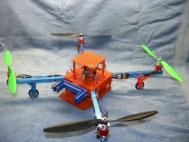 ModelMania M620 - kit (QuadroCopter)
