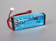 Volt On (Polyquest) 5000mAh 2S RXP 25C Racing Lipo Pack