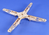HobbyKing Mini QuadroCopter Frame V1 - 539mm