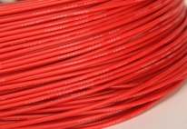 Turnigy Pure-Silicone Wire 18AWG (1mtr) Red