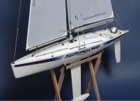 RC Sailboat Surmount