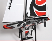 RC 1.8mtr Monsoon Sailboat 90% RTR