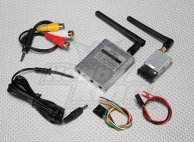Boscam 5.8Ghz 200mw FPV Wireless AV Tx & Rx Set