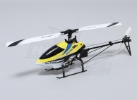 Solo PRO 180 3G Flybarless 3D Micro Helicopter - Yellow (RTF)