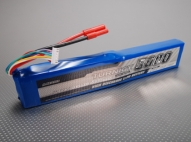 Turnigy 5000mAh 6S 25C Long Lipo Pack