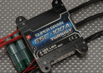 Turnigy Super Brain 100A Brushless ESC