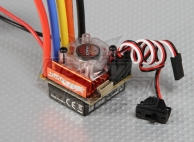 Turnigy TrackStar 100A 1/10th Scale Sensored Brushless Car ESC