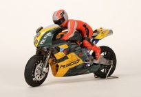 1:5 Scale Nitro RC Motor Bike Ready to Go