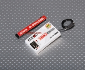 X8R3 3Ch 2.4GHz Receiver (Long Antenna)