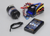 Hobbyking X-Car Brushless Power System 5200KV/100A