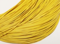 Turnigy Pure-Silicone Wire 24AWG (1mtr) Yellow