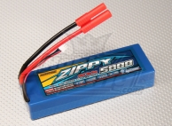 ZIPPY Flightmax 5000mAh 2S1P 20C hardcase pack