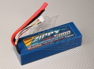 ZIPPY Flightmax 5000mAh 3S1P 30C Hardcase pack