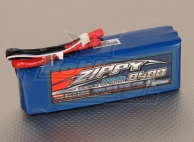 ZIPPY Flightmax 8400mAh 2S2P 30C LiFePo4 Pack