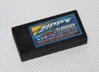 ZIPPY Flightmax 5800mAh 1S2P 60C Hardcase Car Lipoly