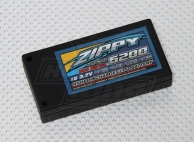 ZIPPY Flightmax 6200mAh 1S 30C Hardcase Car Lipoly