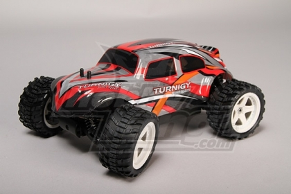 1/16 Brushless 4WD Monster Beatle w/ 25Amp System