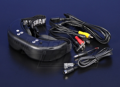 Fat Shark Dominator 3rd Generation modular FPV System